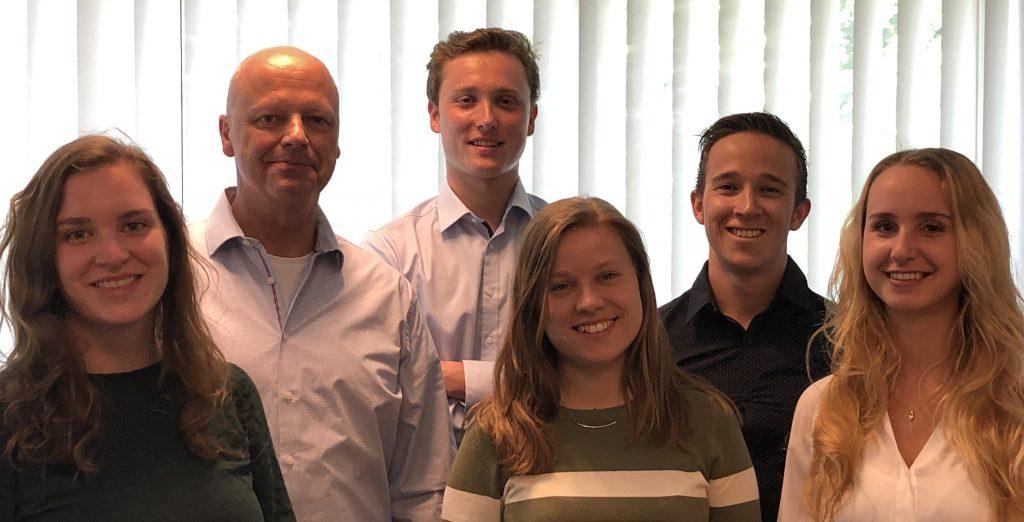Het team van aha! marktonderzoek